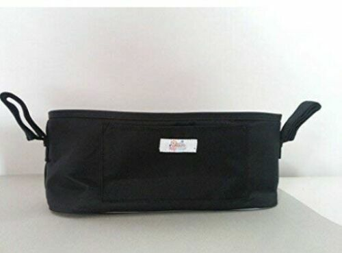 Universal Stroller Organizer with Insulated Cup Holder