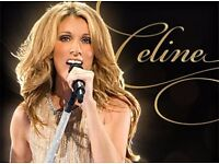 Exclusive Celine Dion Show Tickets for Sale Now
