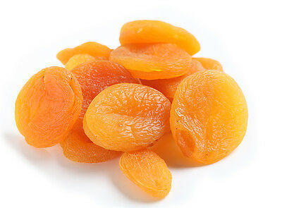 DRIED APRICOTS,  WHOLE  2 LBS. FREE SHIPPING