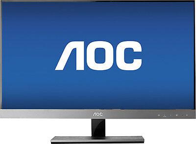 "شاشة ليد جديد 27"" Widescreen Flat-Panel IPS LED HD Monitor"