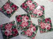 Vintage Pink Tile