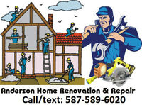 ANDERSON HOME RENOVATION AND REPAIR