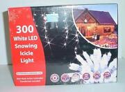 300 Outdoor Christmas Lights Icicles