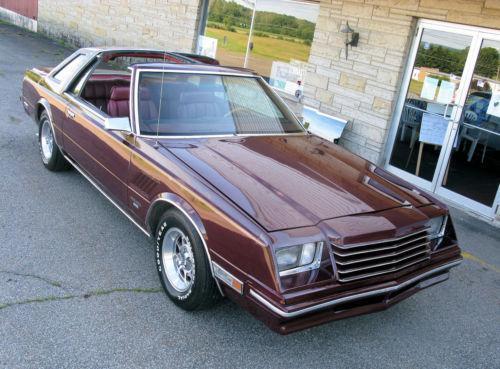 on 1980 Dodge Magnum