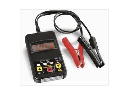 PANTHER Batterietestgerät - 12V - BT111 - Digital Blei Gel AGM - 20-150 Ah