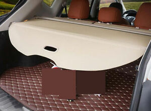 Rear cargo cover (beige) for 2003-06 Nissan Murano Kitchener / Waterloo Kitchener Area image 1