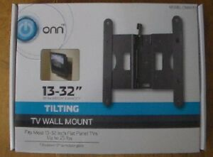 Onn Tilting TV Wall Mount