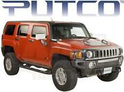 Hummer H3 Chrome Accessories