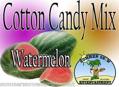 Watermelon Cotton Candy Flavor Mix W Sugar Flavoring Flossine Flavor 1