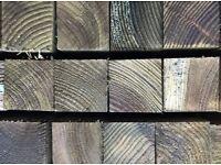 Fence Post 2.4m x 100 x 100