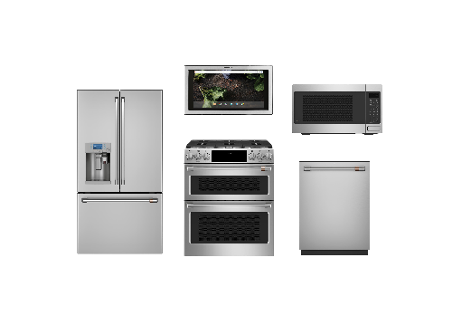 GE Cafe Smart Kitchen Package - $500 Rebate HOT DEAL