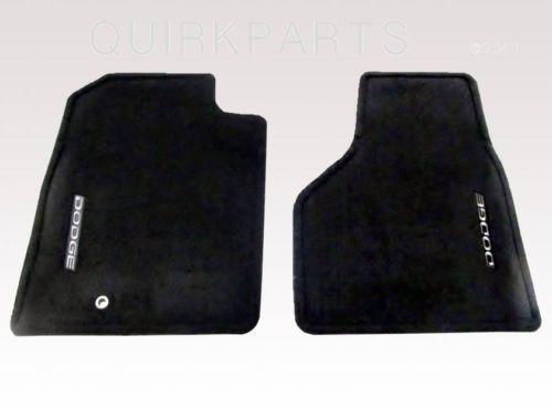 Dodge Ram Mopar Floor Mats Ebay