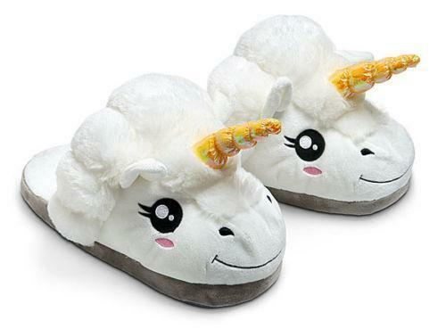 73228cbd07b5 Unicorn Slippers
