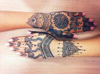 Professional Henna w/ Unique Style around GTA