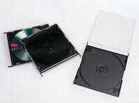 Boîtier à CD mince - Slim CD jewel case