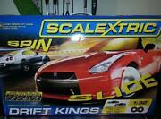 Scalextric Drift
