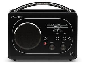 Pure Evoke F4 Portable Internet / DAB / FM  Radio with Bluetooth + USB Record
