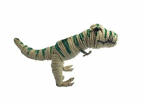 Kamibashi T-Rex Dinosaur The Original String Doll Gang Handmade Keychain Toy ...