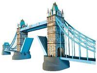 Ravensburger 216 piece Tower Bridge of London - NEW! 3D jigsaw puzzle