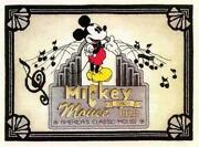 Mickey Mouse Cross Stitch Kits