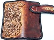 Custom Biker Wallet