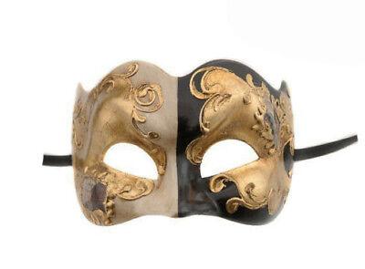 Mask from Venice Wolf Brighella Serenissima Authentic Venetian 337