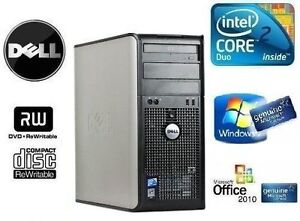 "Dell 380 Tower + 19"" LCD Monitor!"
