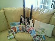 Used Guitar Hero Wii