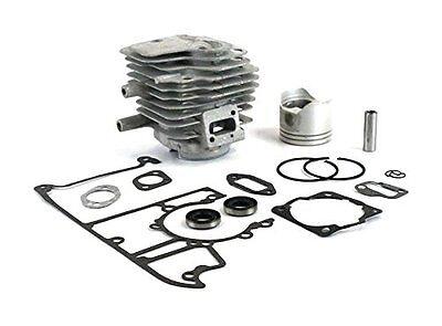 Kit Fits Husqvarna Cut Off K650 W Cylinder Piston Rings Gasket Seal Pin Clips