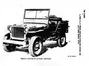 Willys MB Manual