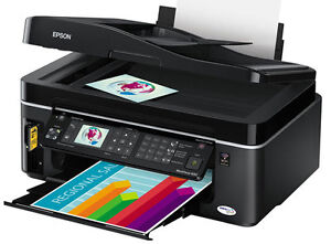 Brand New Epson WorkForce 600 All-in-One Printer