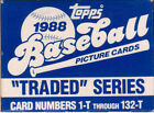 1988 Season Baseball Cards