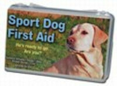 VSI Sport Dog First Aid Kit In Hard Plastic Box
