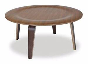 CLOSING 29/7/17: Replica Eames Round Coffee Table Osborne Park Stirling Area Preview