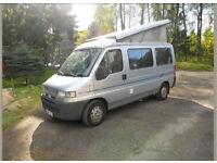 Citroen jumper Multicamp lhd campervan