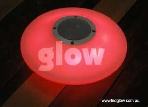 LED Illuminated Glowing Floating Bluetooth Sound Pebble Subiaco Subiaco Area Preview