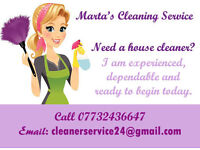 MARTA'S CLEANING SERVICE. Southampton, Totton, Marchwood, Eastleigh, NEW FOREST, Winchester