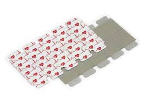 500 Bio Protech Resting EKG ECG TABS ELECTRODES PT2334
