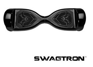 Swagtron T5 Electric Hoverboard - Black