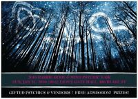 PSYCHICS AND VENDORS WANTED - BODY & MIND PSYCHIC FAIR