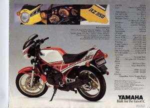 Wanted dead or alive Yamaha RZ350