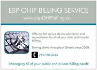 Physician & Group OHIP Billing