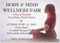 Vendors Wanted - Body & Mind Wellness Fair