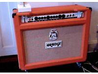 Orange Rockerverb 50 MKII 2x12 Combo