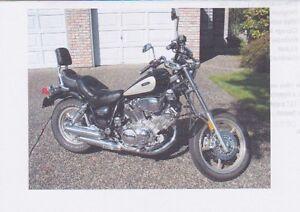 1993 Yamaha Virago 1100