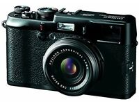 Fujifilm FinePix X100 Special Edition Black Digital Camera