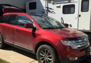 Great winter SUV ,Ford Edge SEL SUV, AWD