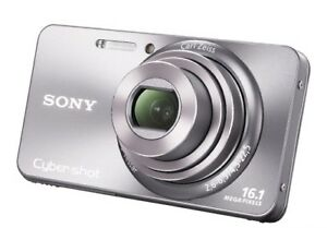 *** Camera Sony W570 with 16 MPs and 5X zoom !!!