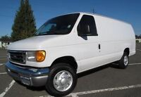 RENT A CARGO VAN WITH A DRIVER, Move a Business or Company