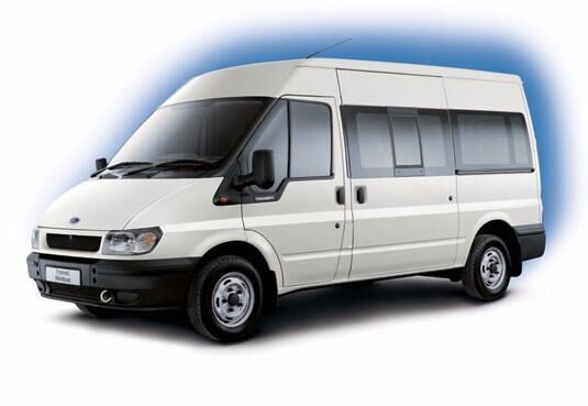 Glasgow Minibus Hire with driver save up to 25 % book online
